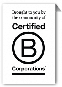 Certified B-Corporation