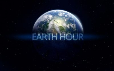 Earth Hour : 30th March 20.30 – 21.30